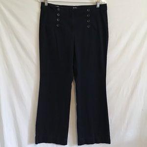 LOFT Sailor Pant Size 10P